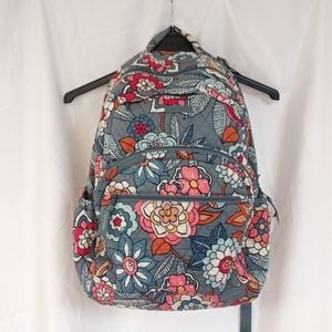 Vera bradley large essential backpack tropical